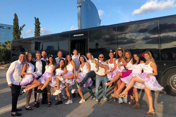 Party Bus XXL and Strip Club | BCN StripClub | Packs and offers
